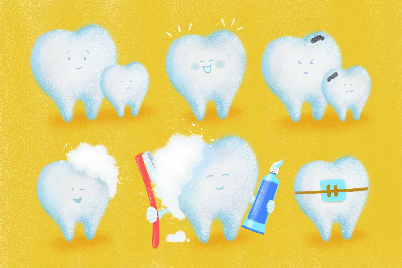 caregivers can help maintain health teeth