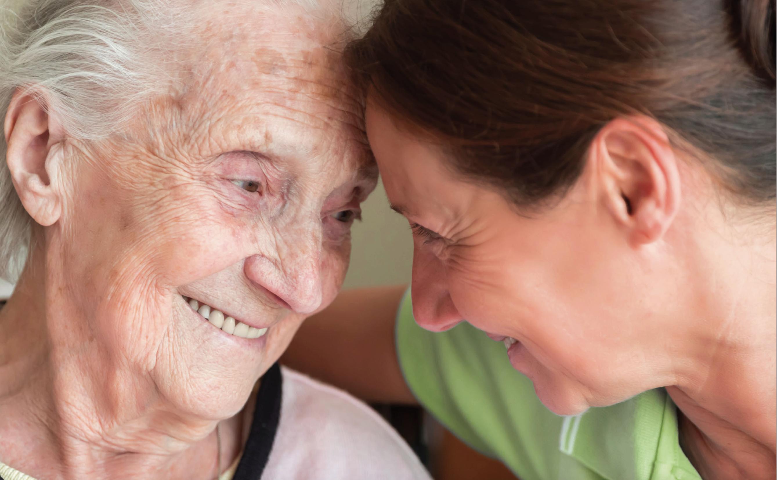 Seniors and Alzheimers