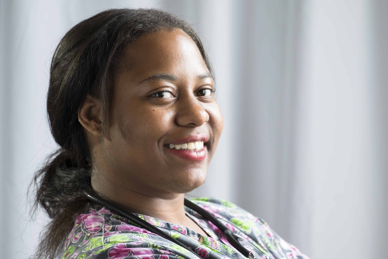 African American Caregiver