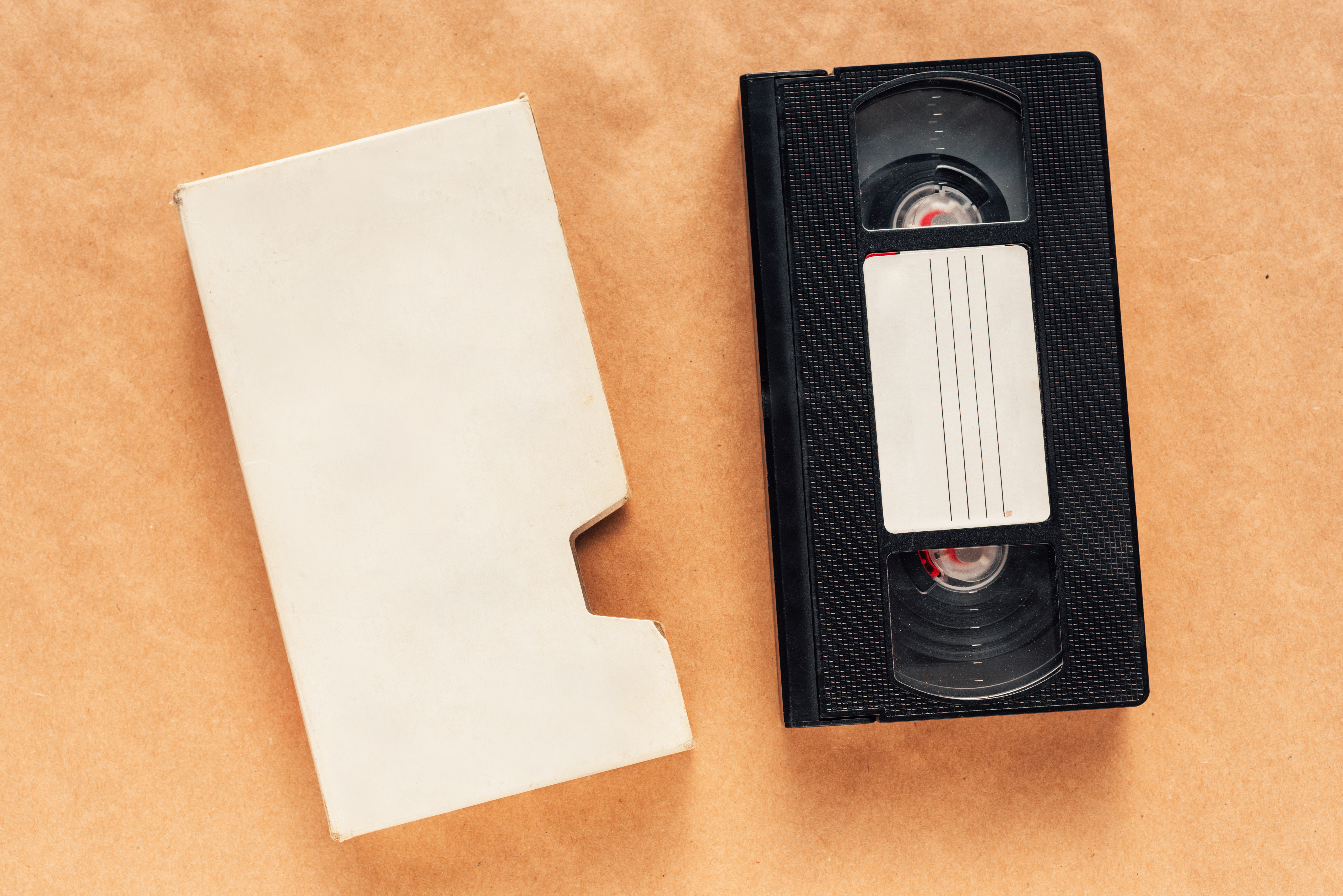 Old home movies for seniors
