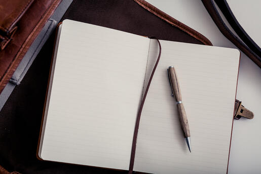 Journaling can help you practice gratitude daily