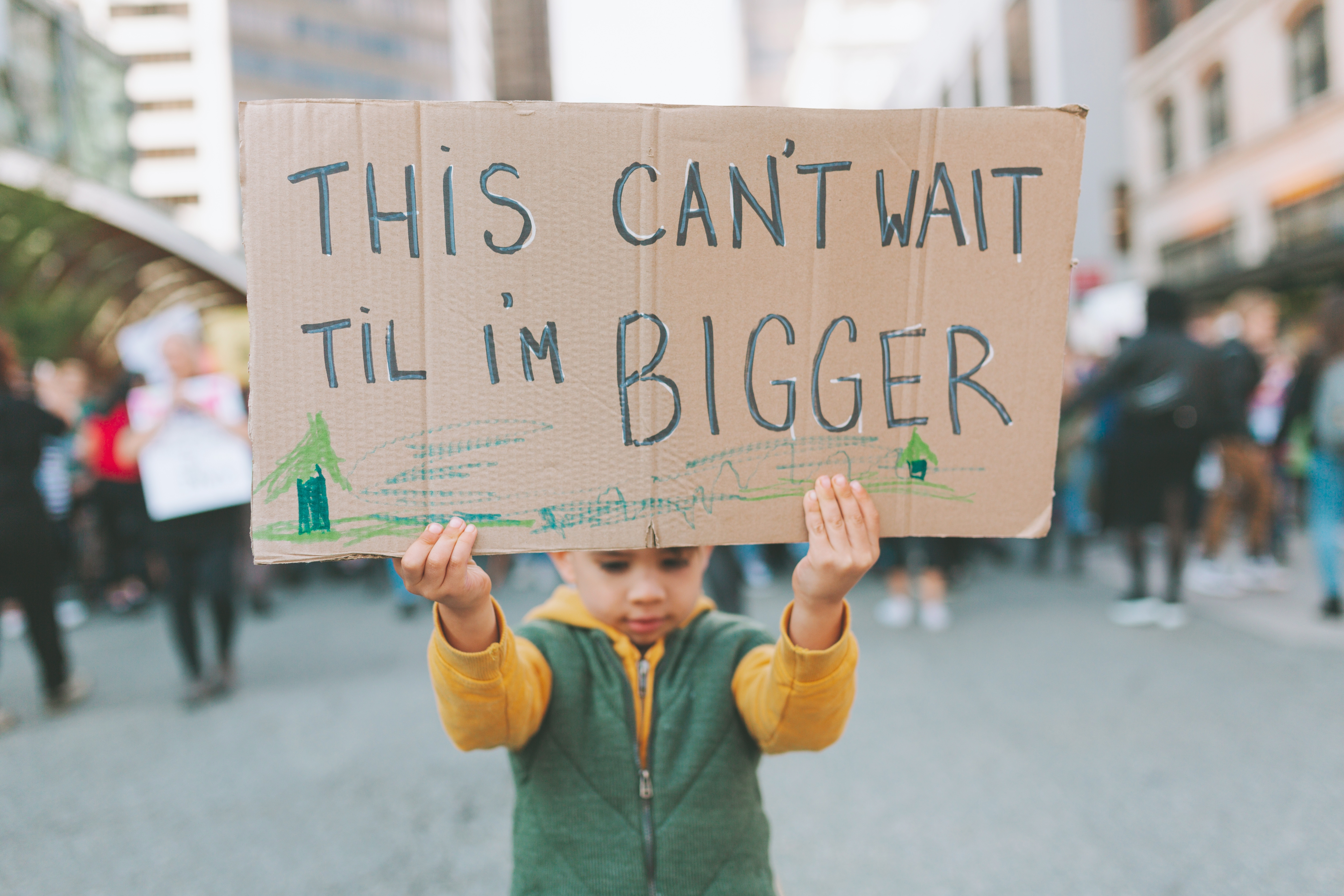 sign-child-boy-earth-climate-climate-change-rally-protest-march-activism-2019_t20_kRQ72X